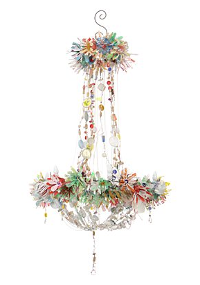 Obama Buys 4 800 Recycled Chandelier For Daughters White