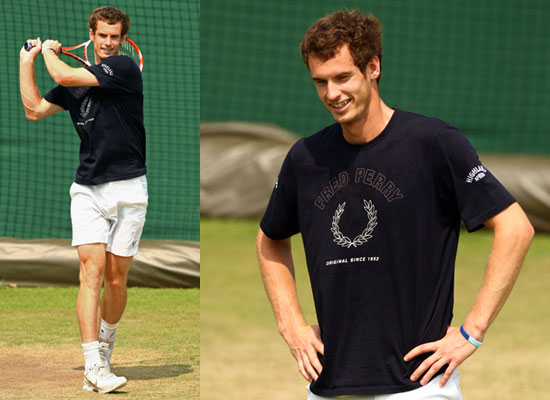 andy murray bulge. so tell me: is Andy Murray