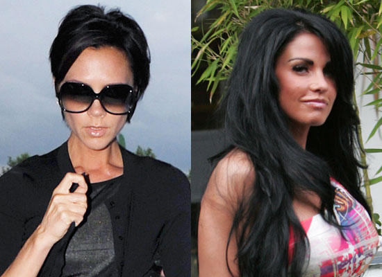 victoria beckham no makeup. see Victoria in the film,