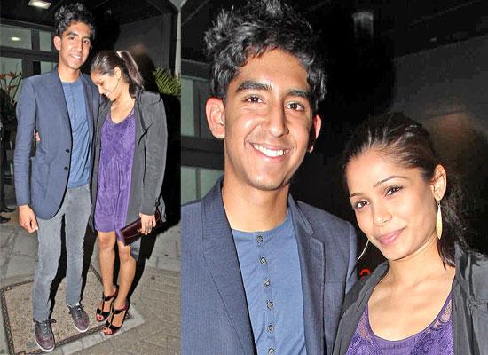 Dev patel dating who 10
