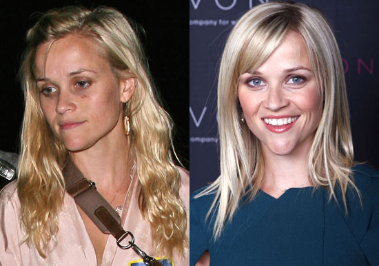 Which hairstyle do you think looks the most flattering on Reese?