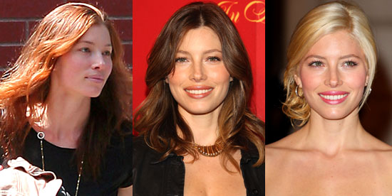 jessica biel hair color. Jessica has proven that can