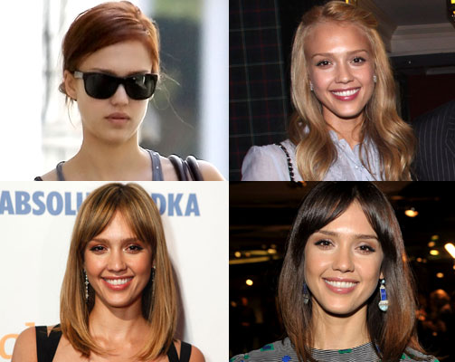 jessica alba hair color. Jessica Alba Hair Colour,