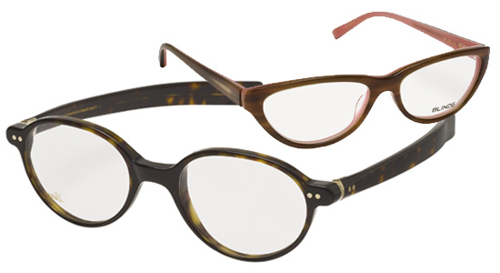 Best Selection Of Eyeglass Frames Dallas : BLINDE EYEGLASS FRAMES - Eyeglasses Online