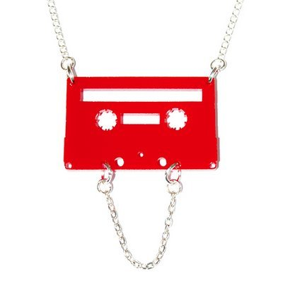 Fashion Tape   on Tape Necklaces  These New Designs Are Now Available To Buy In The