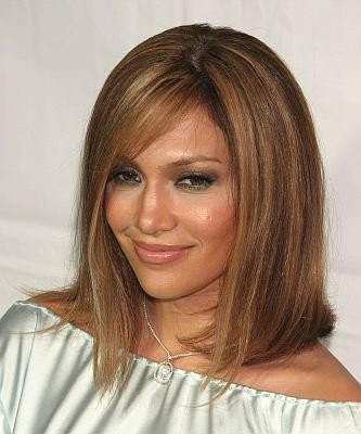 Women Trendy Long Haircut Winter 2008 Hairstyles Hairstyles for Round Faces