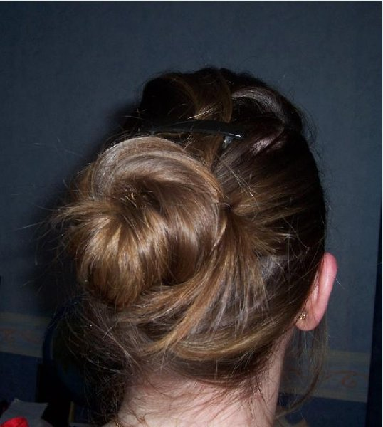 messy bun hairstyles. Pictures of Bun Hairstyles