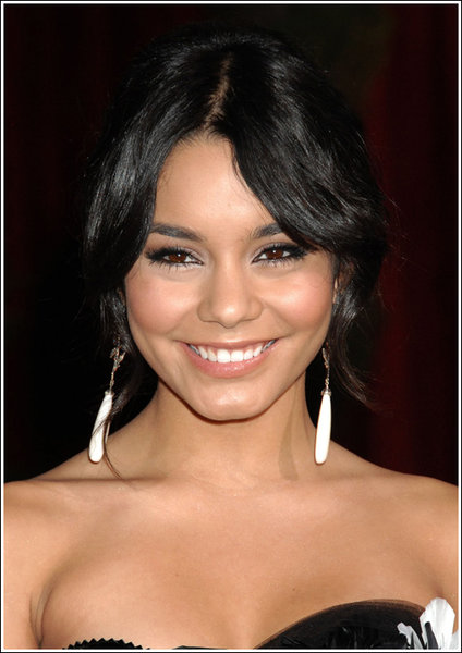 quick weave hairstyles. How To Do Vanessa Hudgens Oscar Updo Hairstyle.