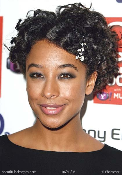 short hair styles for black women with. cute short haircuts for lack