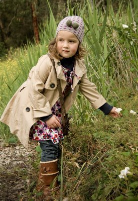 Ouch is a children's fashion and accessories brand launched by Donna ...