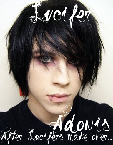 hot emo guys with snake bites. cute emo guys with snake bites