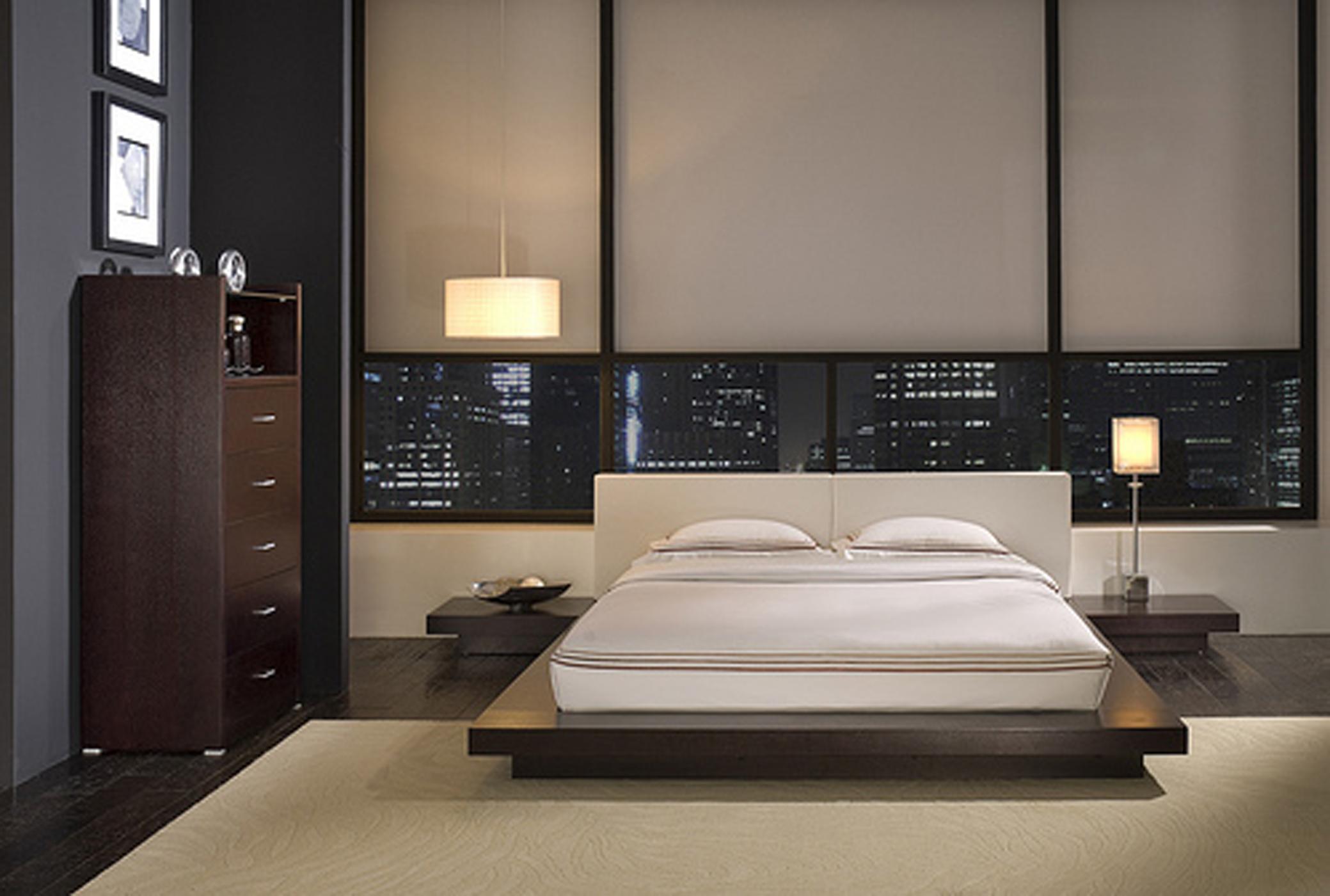 Japanese Style Modern Platform Bed-media.onsugar.com