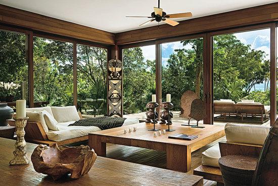 Donna Karan's Home in the