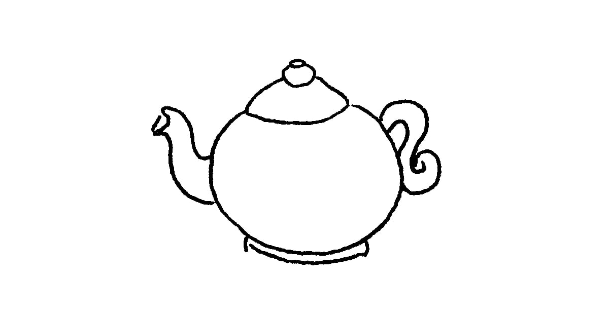 teapot coloring page 28 images 578 x teapot coloring pages