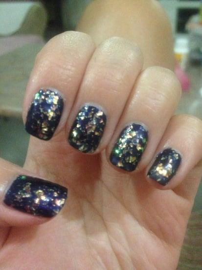 NOTD - Navy Gold