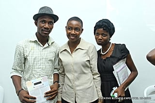 In Pictures: The Creative Business Expo 2012