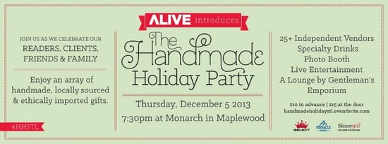 The Handmade Holiday Party