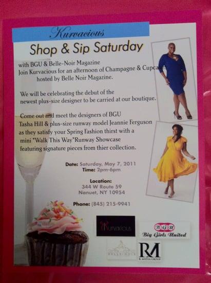 Shop & Sip