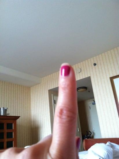 Ruined Manicure