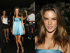 alessandra ambrosio dress