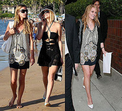 hilary duff dresses