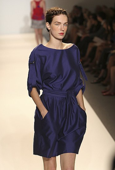Lela Rose Spring 2009 Runway: Photo 29 of 41 | Coutorture :  spring 2009 couture dress billowy