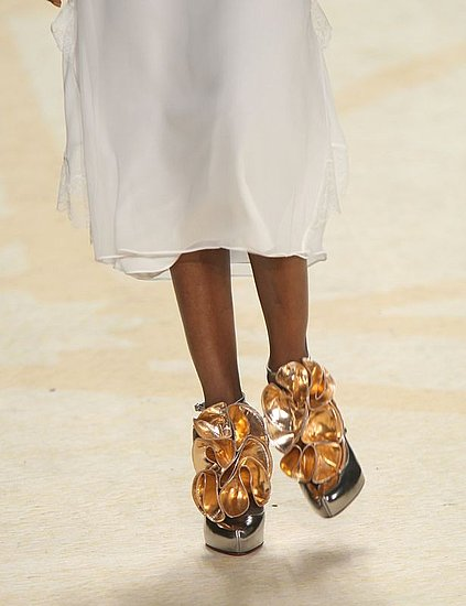 3.1 Phillip Lim Spring 2009: Photo 45 of 47 | Coutorture :  spring couture 2009 shoes
