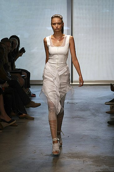 Ohne Titel Spring 2009 Runway: Photo 18 of 26 | Coutorture