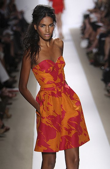 Peter Som Spring 2009 Runway: Photo 35 of 57 | Coutorture :  peter som short hawaiian cocktail