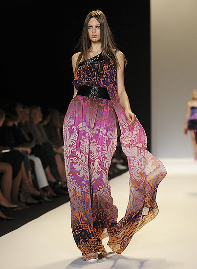 Matthew Williamson Spring 2009: Photo 69 of 83 | Coutorture :  full length couture gown 2009
