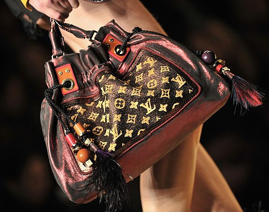 100 Handbags From Paris Fashion Week Spring 2009