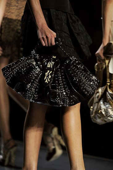 Our Top 100 Bags of Paris | feature, Gallery, bag Coutorture - Coutorture :  spring 2009 paris handbag studded