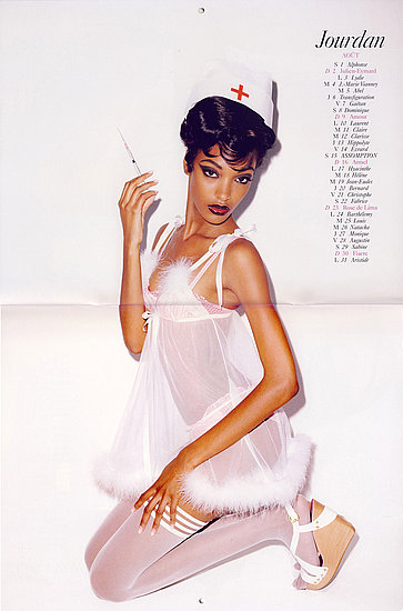 August: Jourdan Dunn