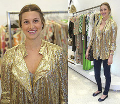 whitney port flash