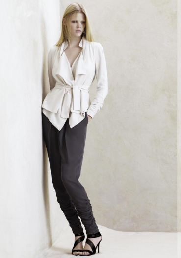 Zara 2009 Bahar Çekimleri