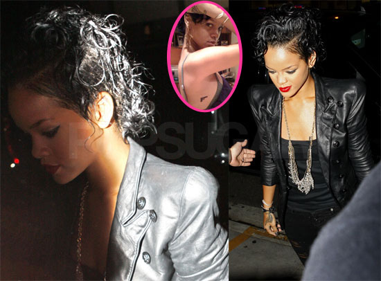 rihanna tattoos. rihanna tattoos on hand.