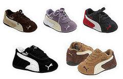 Puma Schoenen Baby