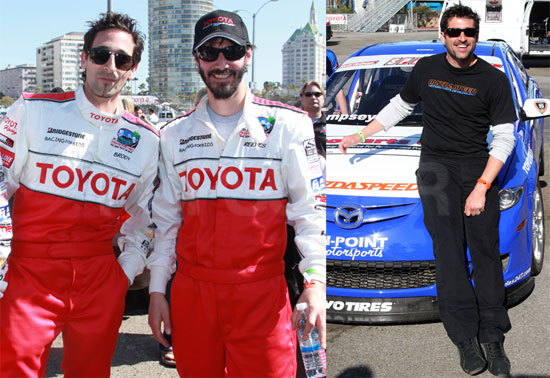 Photos Of Patrick Dempsey Keanu Reeves Brian Austin Green And