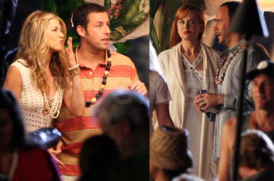 Photos of Jennifer Aniston, Adam Sandler, Nicole Kidman And Dave