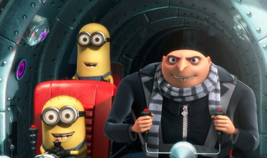 Movie Review Of Despicable Me With Steve Carell Popsugar Celebrity