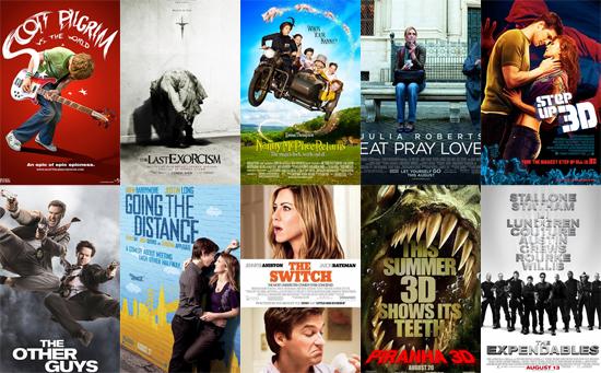 August 2010 Movie Releases | POPSUGAR Celebrity