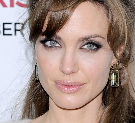 Eyeliner Tips For Angelina Jolie,Style Makeup