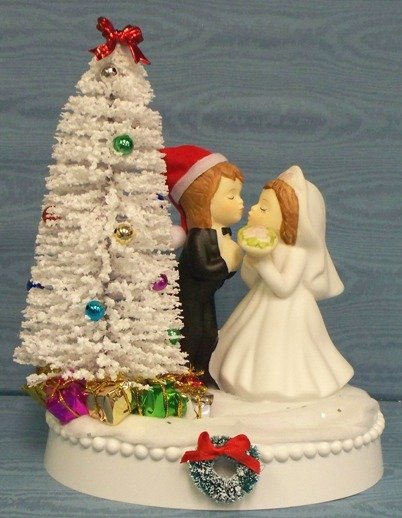 christmas wedding cake toppers summers s another appealing trend regarding a modern 12843