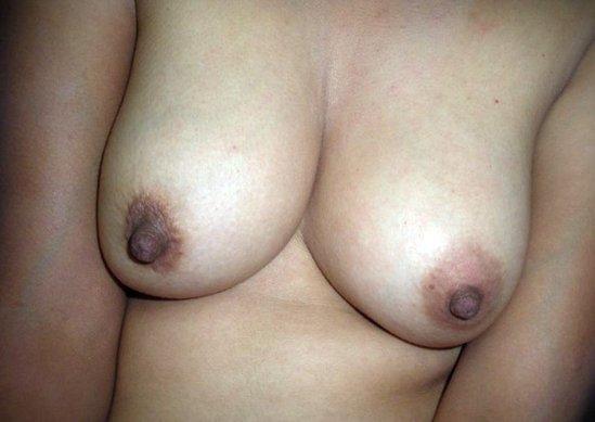 aunty boobs milk